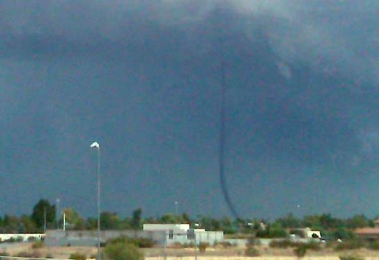 Funnel Cloud in Scottsdale